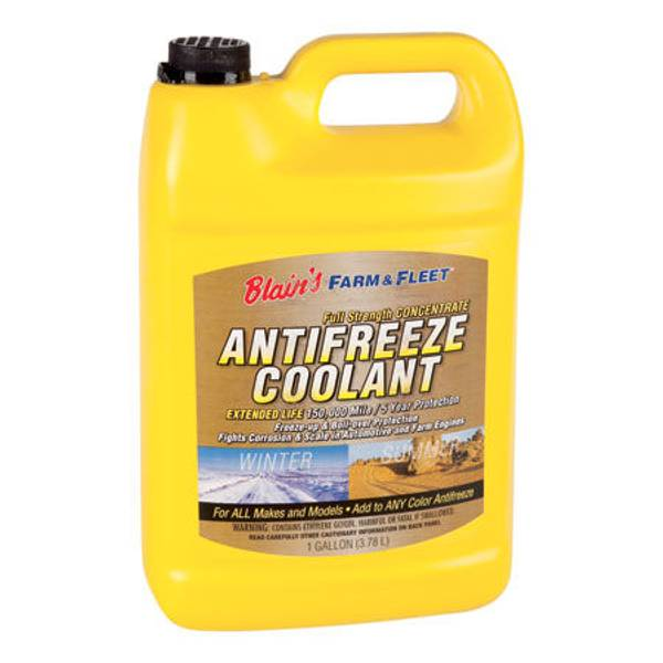 Extended Life Antifreeze Coolant