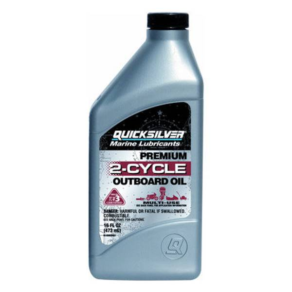 Premium 2 Cycle Outboard Oil