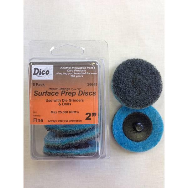 """2"""" Fine Surface Prep Discs"""