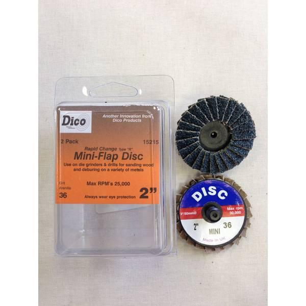 Mini - Flap Discs