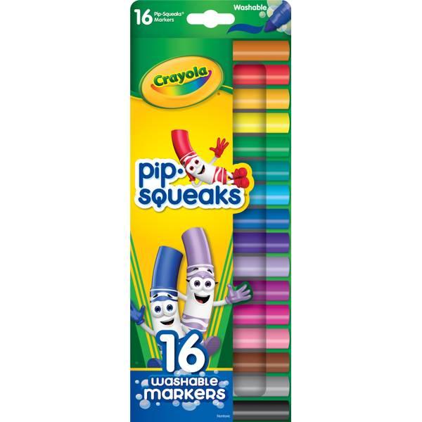 Pip-Squeaks Washable Original Marker Set