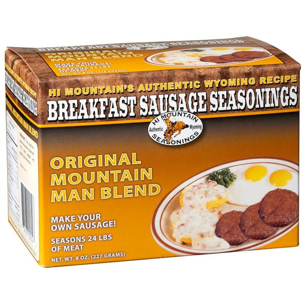 Breakfast Sausage Seasoning