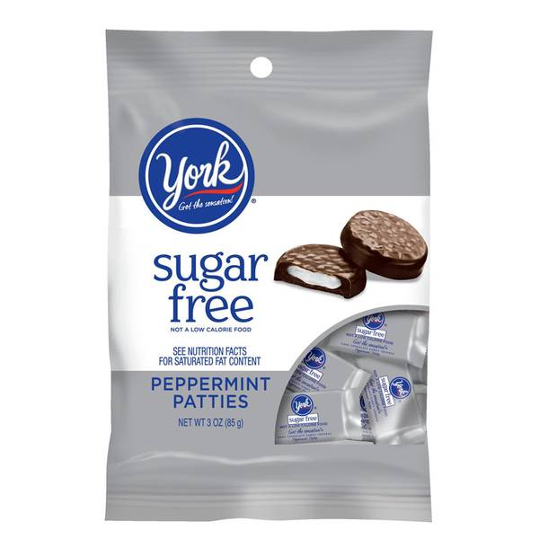 Sugar Free Peppermint Patties