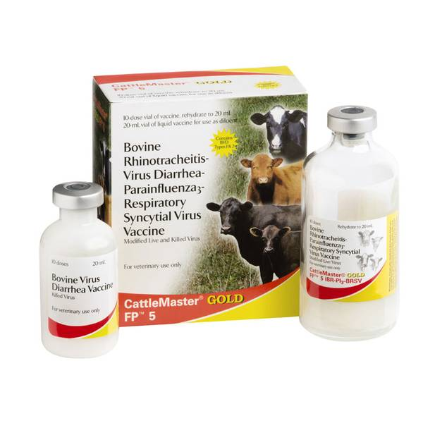 CattleMaster GOLD FP 5 Vaccine