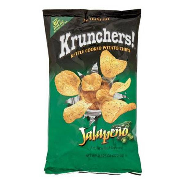Jalapeno Kettle Cooked Potato Chips