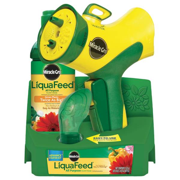 LiquaFeed All Purpose Plant Food Advance Starter Kit