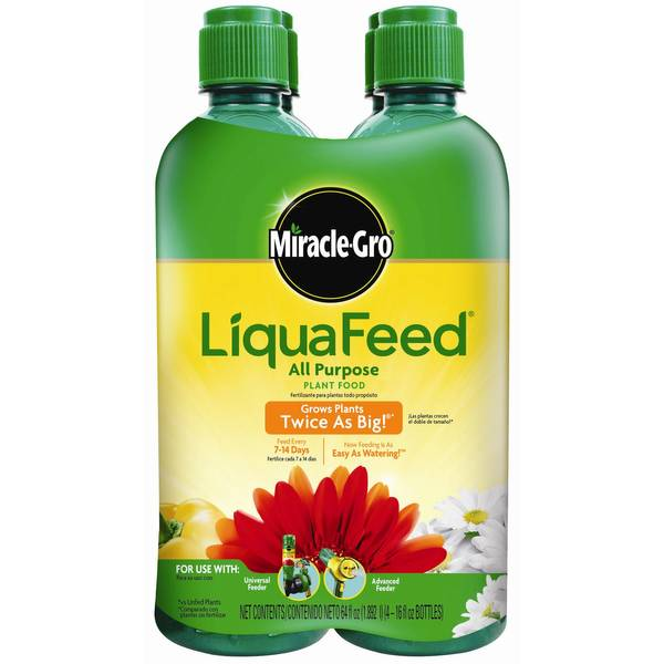 LiquaFeed All Purpose Plant Food