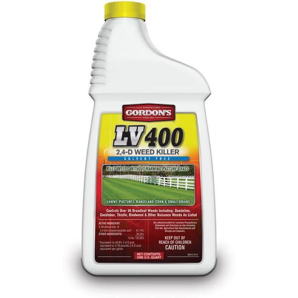 Gordon S Lv400 2 4 D Weed Killer Solvent Free 8601082 Blain S Farm Fleet