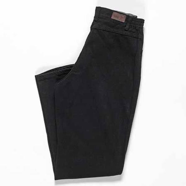 Women's Relaxed Fit Side Elastic Jeans