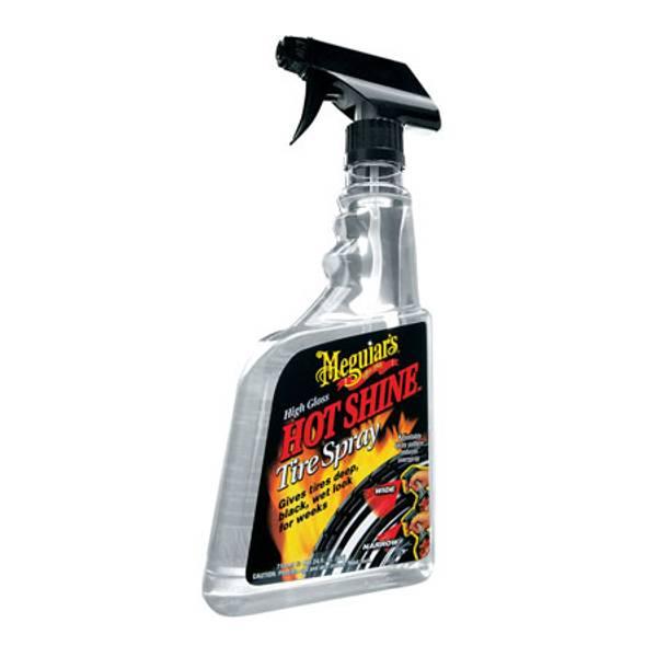 Hot Shine High Gloss Tire Spray