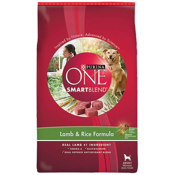 Smartblend Lamb and Rice Adult Dog Food
