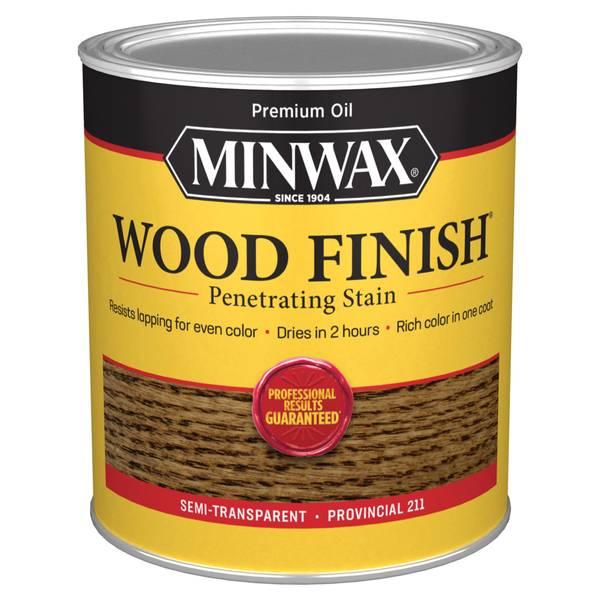 1 Qt Oiled Based Provincial Wood Finish