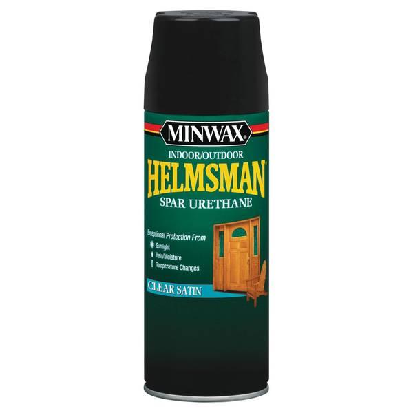 Indoor / Outdoor Helmsman Spar Urethane Aerosol