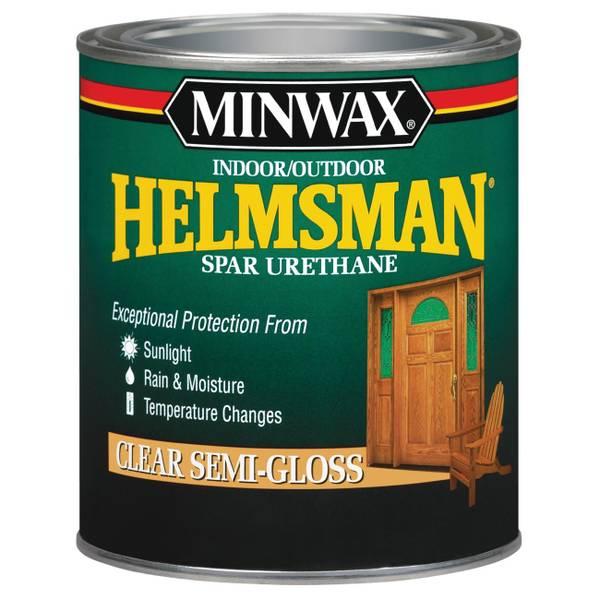 Minwax Indoor Outdoor Helmsman Spar Urethane