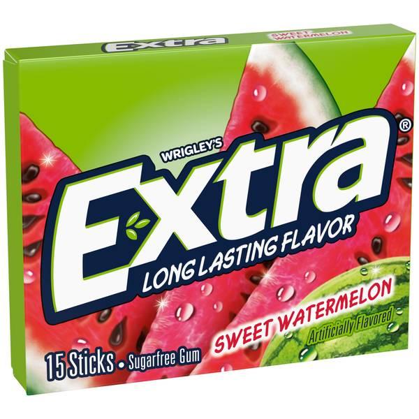 Fruit Sensations Gum