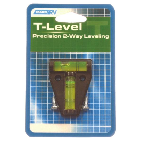 T-Level Precision 2-Way Leveling