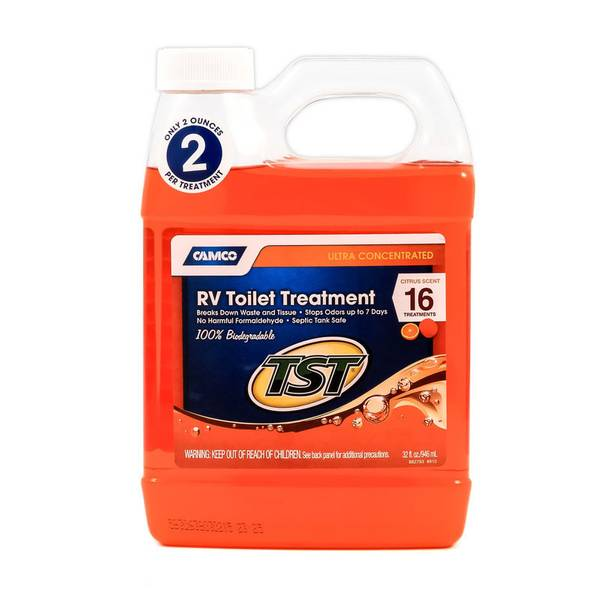 Camco Tst Orange Power Toilet Treatment 41192 Blain S Farm Fleet