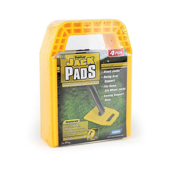 Stabilizer Jack Pad-4 Pack