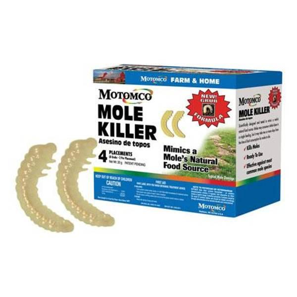Mole Killer Bait