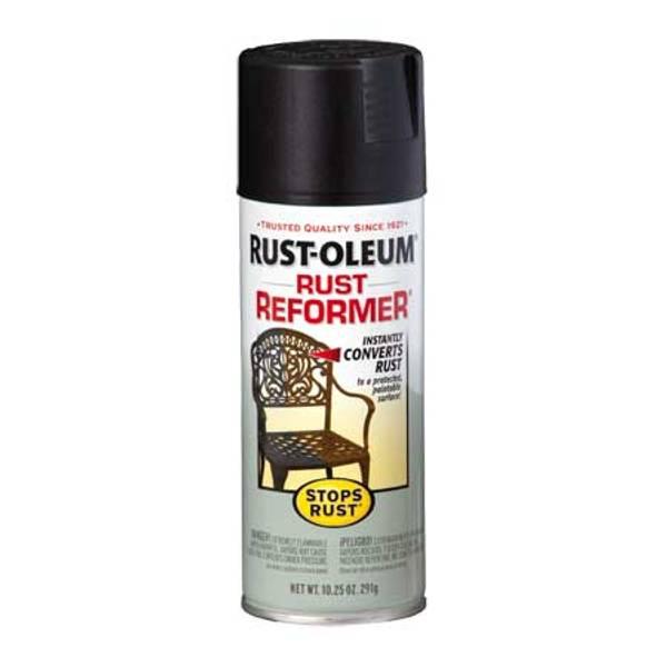 Stops Rust Reformer