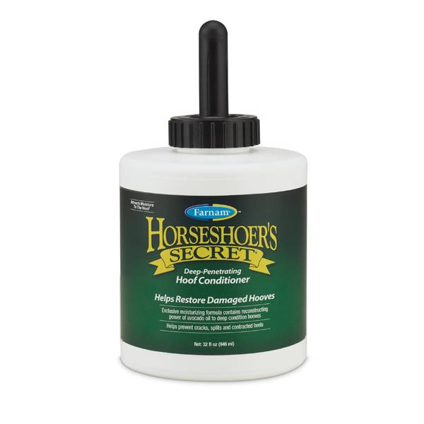 Horseshoer's Secret Deep - Penetrating Hoof Conditioner