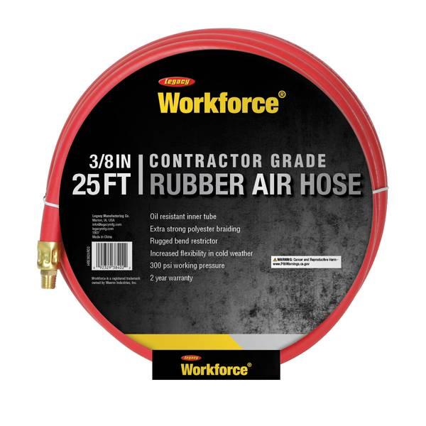 Workforce Rubber Air Hose