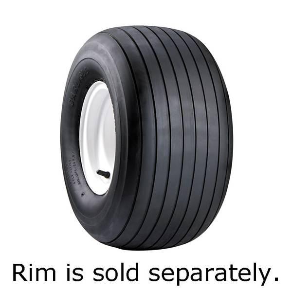 4 Ply Straight Rib Tire