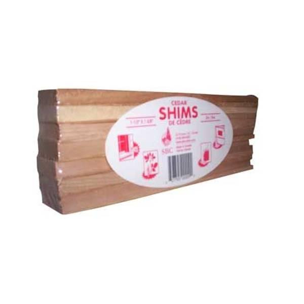 Cedar Shims