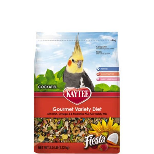 Kaytee Fiesta Cockatiel Food Reviews
