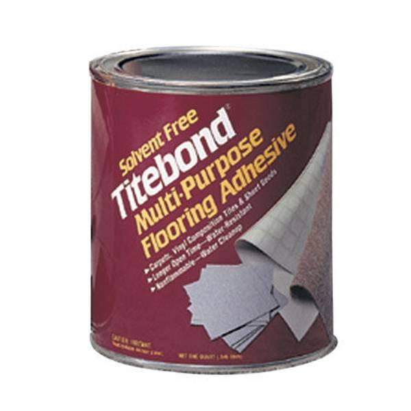 Solvent Free Multi - Purpose Flooring Adhesive
