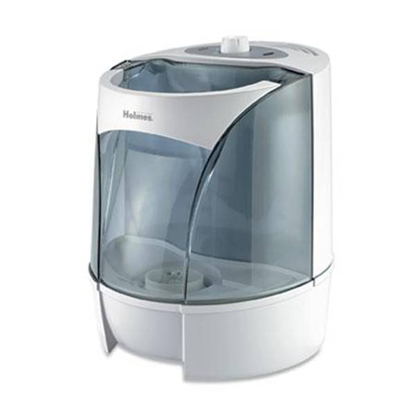 holmes small room filter free warm mist humidifier