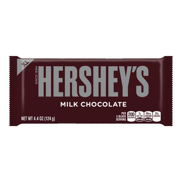 5 oz XL Chocolate Bar