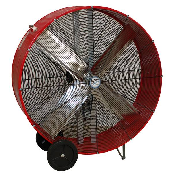 Maxxair 42 Quot Belt Drive Barn Fan