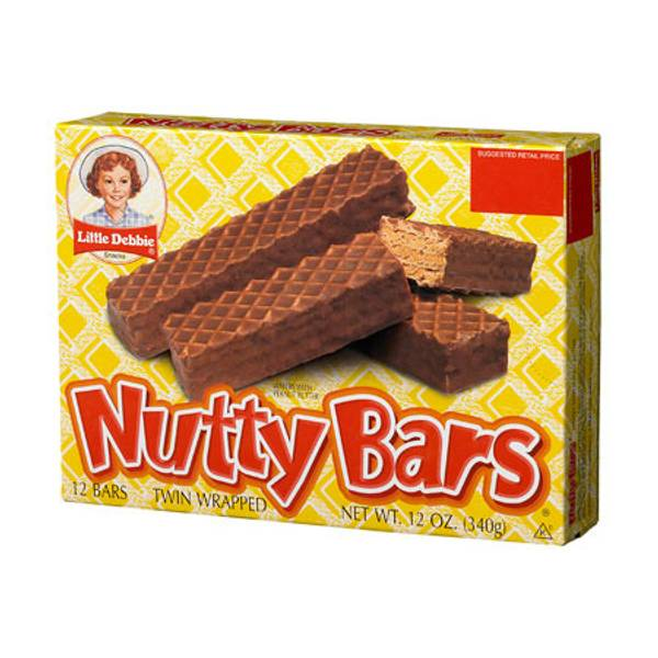 Photo of Nutty Bars