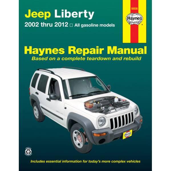 Jeep Liberty, '02-'12 Manual