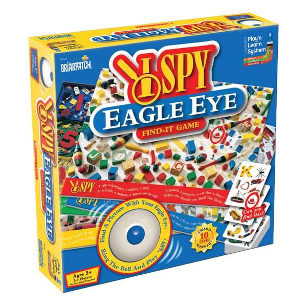 I SPY Eagle Eye Game