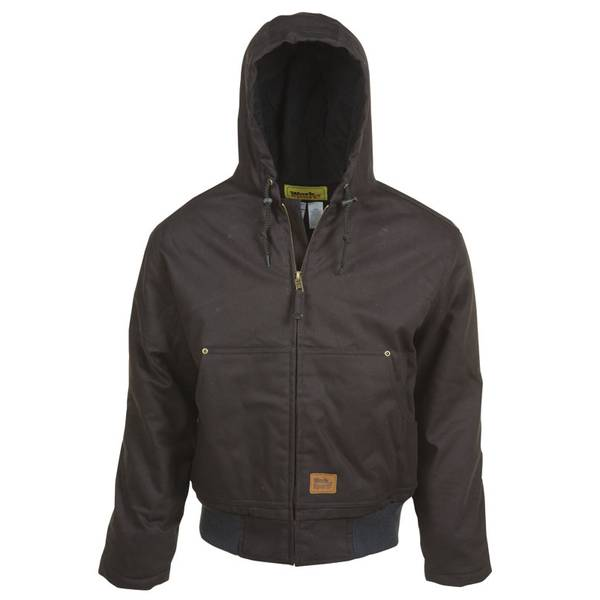 Men's Duck Hooded Jacket
