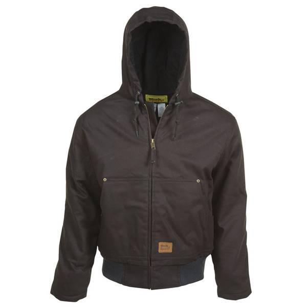 Men's Duck Hooded Jacket