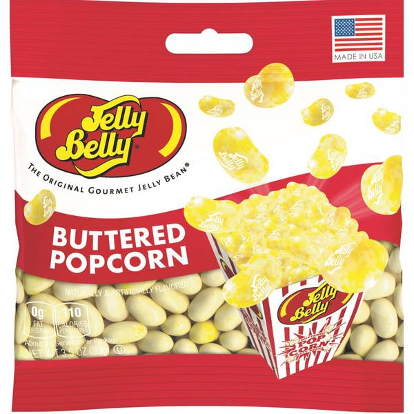 Buttered Popcorn Bag