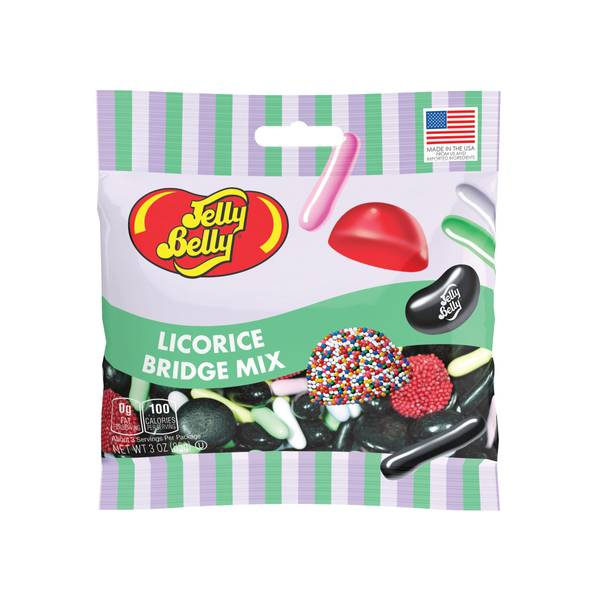 Licorice Bridge Mix Bag