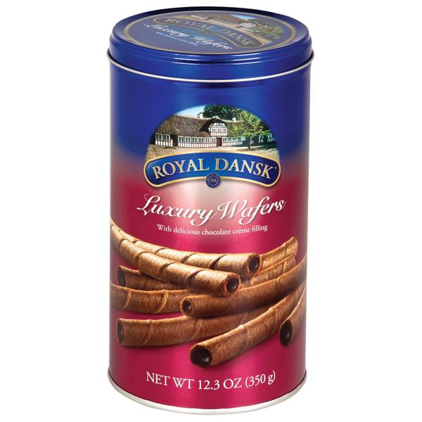 Royal Dansk Chocolate Wafers