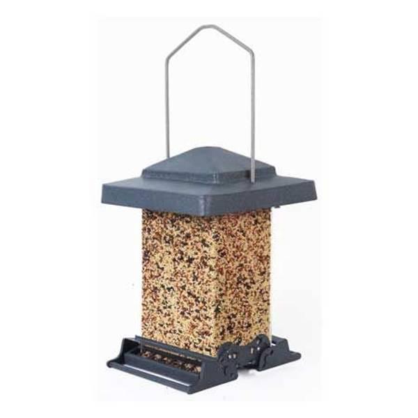 Audubon Vista Squirrel-Resistant Metal Bird Feeder (532774 75160) photo