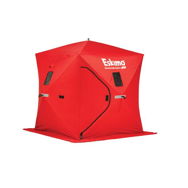 QuickFish 2 Portable Ice Shelter