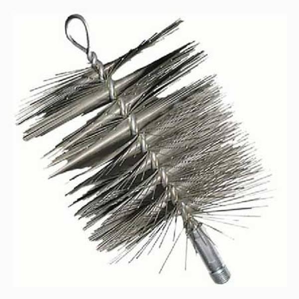 Round Wire Chimney Brush
