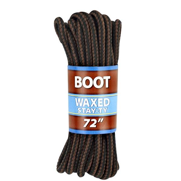 "72"" Waxed Boot/Shoe Laces"