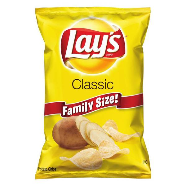Family Size Classic Potato Chips