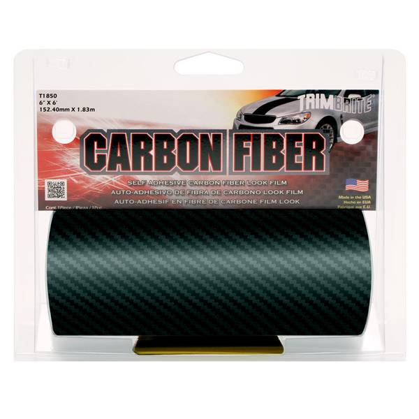 Carbon Fiber Pattern Adhesive Film