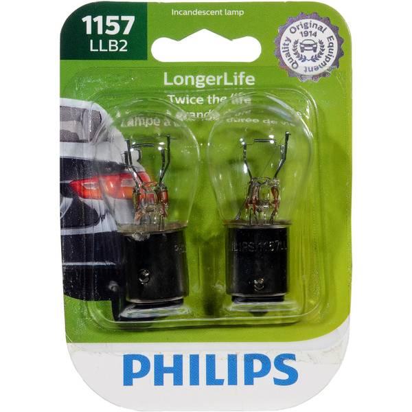 1157 LongerLife Signaling Mini Light Bulbs