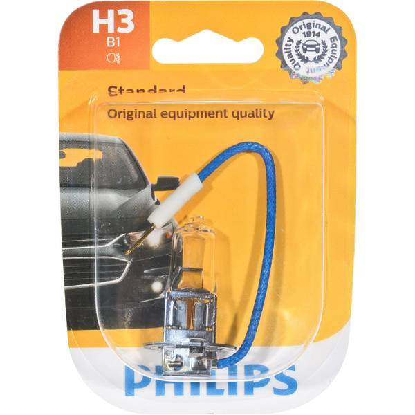 H3 Standard Halogen Replacement Headlight