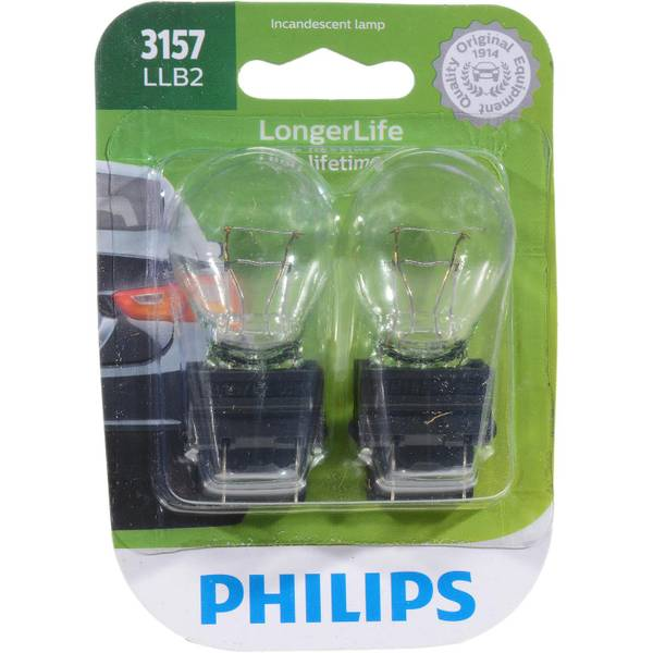 3157 LongerLife Signaling Mini Light Bulbs
